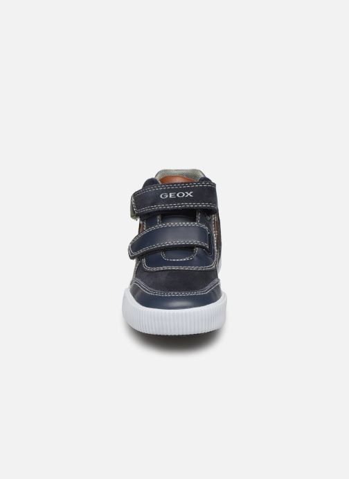 Sneakers Geox B Kilwi Boy B94A7A Blauw model